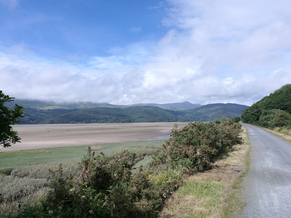 Wanderung in Wales