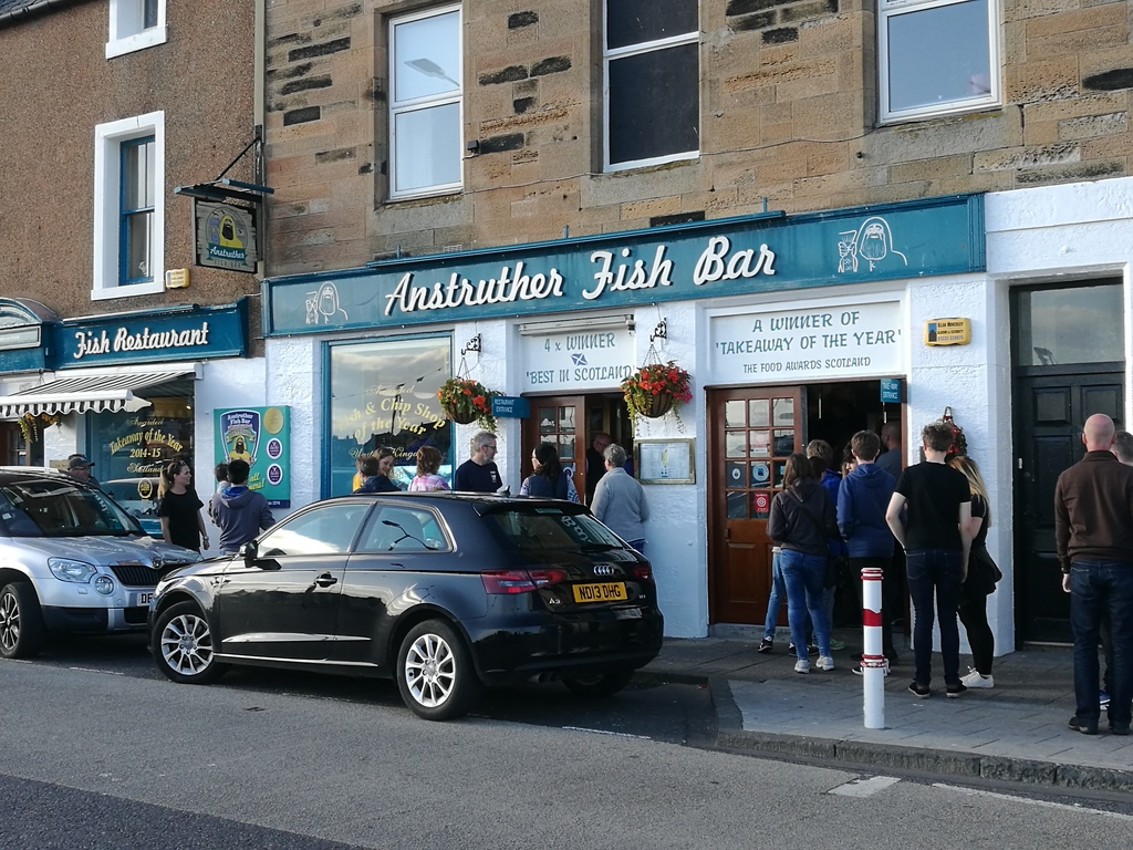 Anstruter Fish and Chips